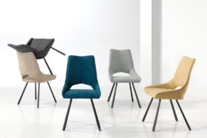 Chaises Lievens, collection Gabriel