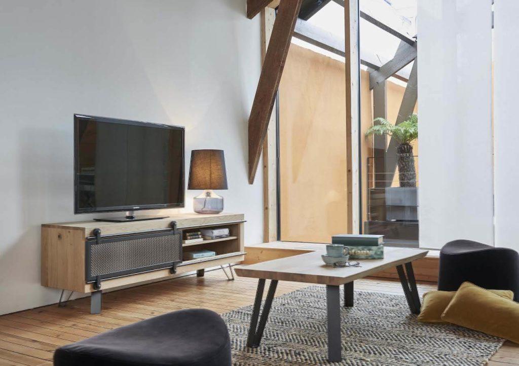 Meubles de tv Fusion - meubles du Vieux Moulin