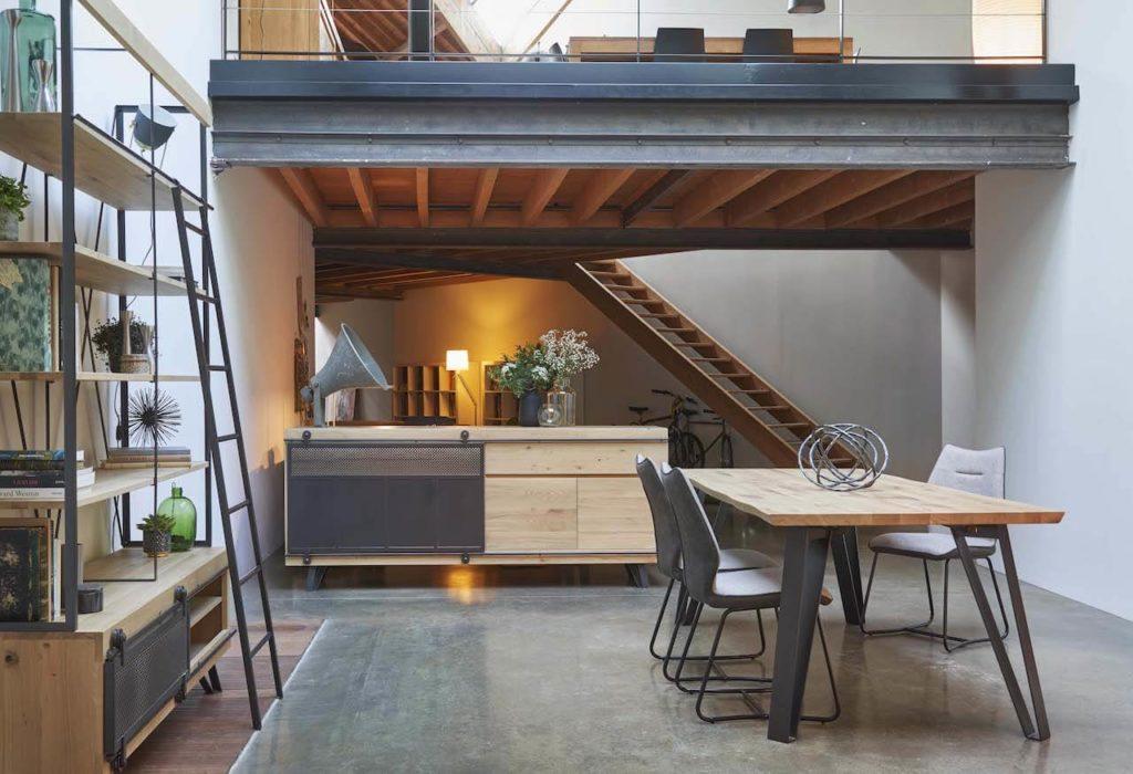 Séjour Fusion - meubles du Vieux Moulin