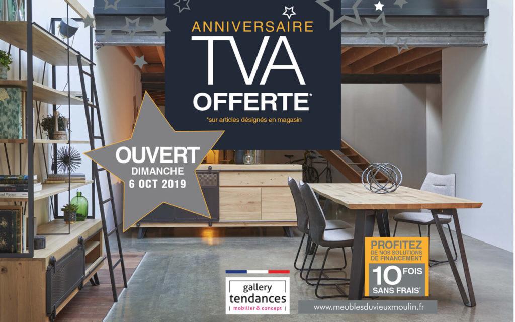 C'est l'anniversaire aux meubles du Vieux du Moulin à Mauléon