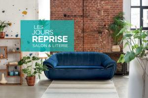 Reprise de votre salon ou literie dans votre magasin Les Meubles du Vieux Moulin entre Bressuire et Les Herbiers